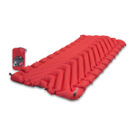 insulated luxury sleeping pad
